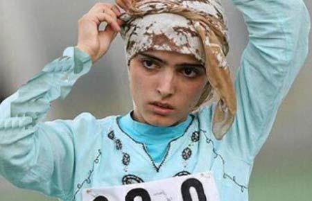 بانوی ورزشکار ایرانی مرگ مغزی شد + تصاویر