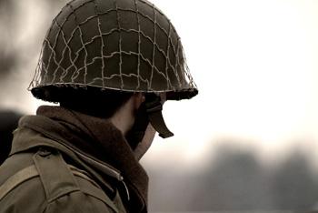 317 خیابان دنیا به نام این سرباز شد + عکس