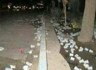 تصاویر تکاندهنده از مراسم عزاداری امام حسین