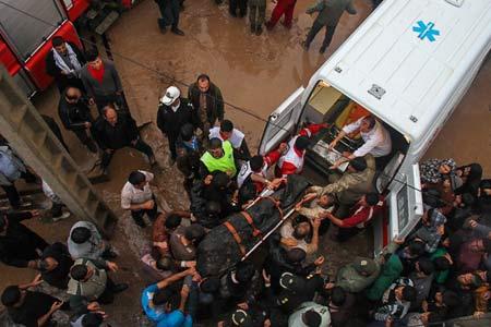 آخرین اخبار و تصاویر سیل مرگبار در ایلام و لرستان