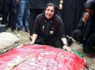 همسر هادی نوروزی : آتشم زدند حلال نمیکنم
