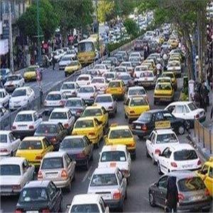 این گور خر در شیراز آموزش ترافیک میدهد ! + عکس