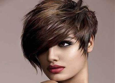 جدیدترین مدل های مو کوتاه و مجلسی زنانه و دخترانه 2015