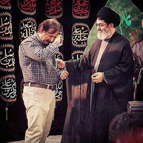 گریه مجید مجیدی بعد از گرفتن هدیه برای فیلمش