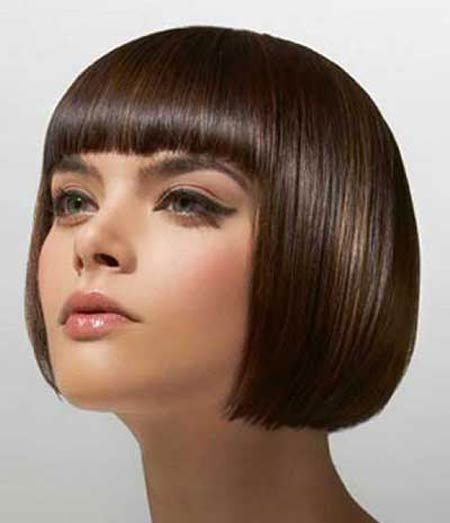 مدل مو های کوتاه دخترانه مجلسی