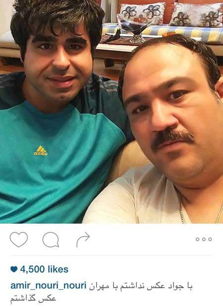 تصاویر جذاب و جدید بازیگران در اینستاگرام