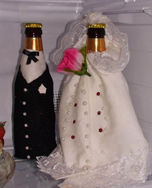 تزئین کله پاچه مخصوص یخچال عروس ! + تصاویر