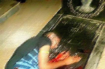 خودکشی جوان ماهشهری روی قبر پدرش ؟ +عکس