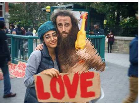گلشيفته فراهانی از شوهرش رونمايي کرد + تصاویر
