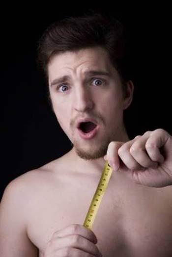 همه چیز در مورد راه افزایش سایز آلت تناسلی مردانه