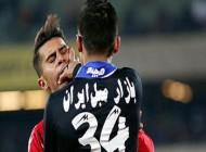 رقابت آشپزی دو فوتبالیست معروف ایرانی + عکس