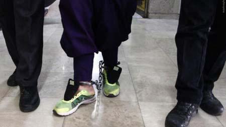 این زن جیب بر مترو را شناسایی کنید + عکس