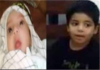 عکس نوزاد شیرخواره بعد از برخورد با پنکه سقفی در محرم