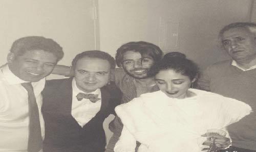 گلشیفته فراهانی با این مجری مشهور ازدواج کرد + تصاویر