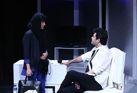 تصاویر جالب فرزاد حسنی و بهاره افشاری در کنار هم
