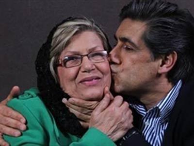 مادر افشین قطبی سکته قلبی و مغزی کرد + عکس