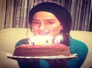سحر قریشی و نرگس محمدی در جشن تولد این بازیگر + عکس