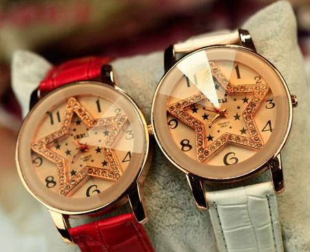 تصاویر جدیدترین مدلهای ساعت مچی های شیک