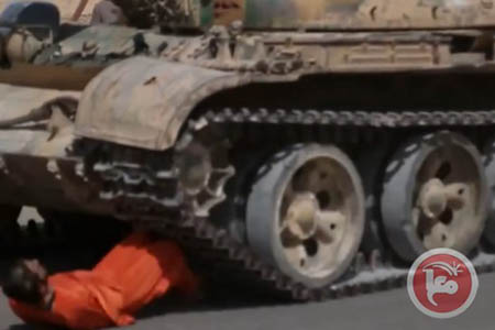 اعدام وحشتناک به روش داعش   تصاویر 18