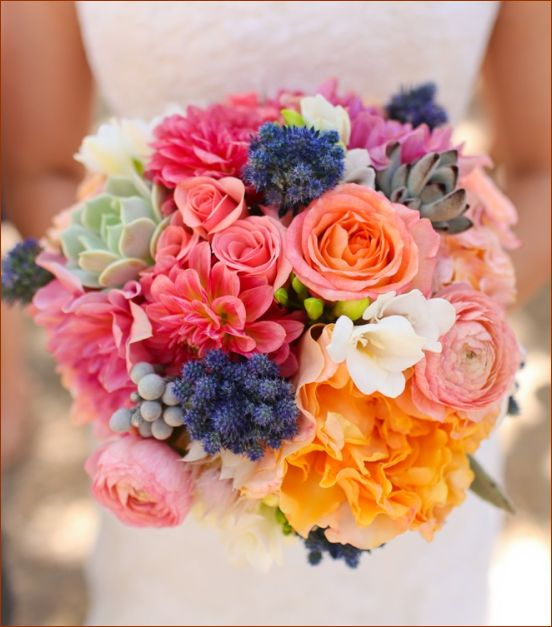 مدل های جدید و زیبای دسته گل عروس