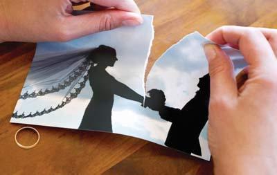 اولین طلاق سال 2016 در بین هنرمندان مشهور +عکس