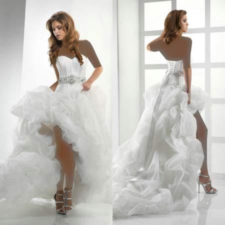 مدلهای جدید لباس مجلسی و لباس عروس کار شده