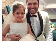 جزئیات جشن ازدواج سام درخشانی + تصاویر تیپ بازیگران
