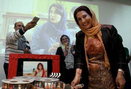 تصاویر جشن تولد 54 سالگی معتمد آریا