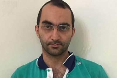 ضرب و شتم و هفت تیر کشی روی پسر شهید لاجوردی + عکس