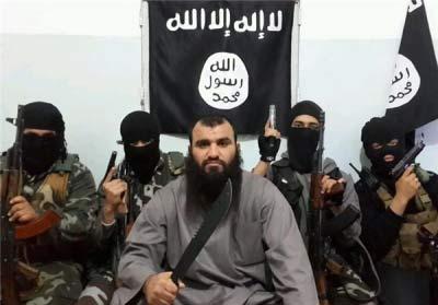 اعضای داعش از ترس روسیه و ایران ريش خود را زدند + عکس