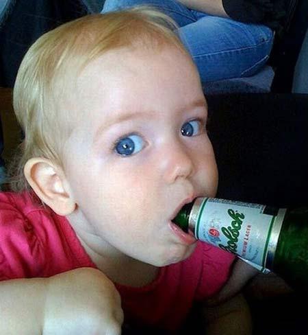 عکسهای بامزه و جذاب از بچه های ناز
