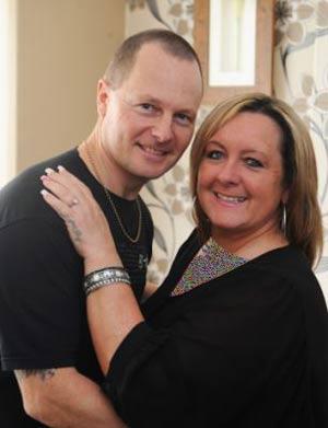 این زوج زندگی جدید شان را مدیون فیسبوک میدانند