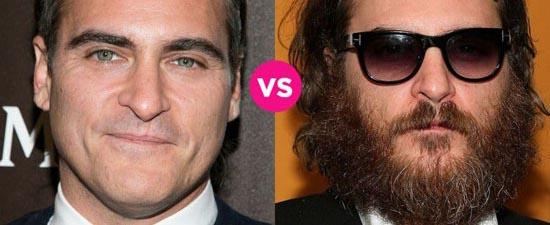 سلبریتی های هالیوودی با ریش خوشتیپ ترند یا بدون آن ؟
