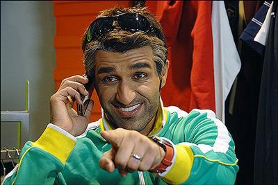 ورزشکاران مطرح ایرانی که بازیگر شدند + تصاویر