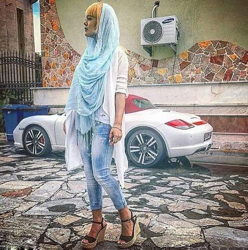 عکسهای باورنکردنی بچه پولدارهای تهرانی!