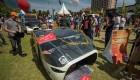 جدیدترین ماشینهای خورشیدی در مسابقات جهانی + عکس