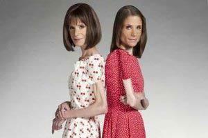 نتیجه کار عجیب دو خواهر برای بزرگ نشدن + عکس