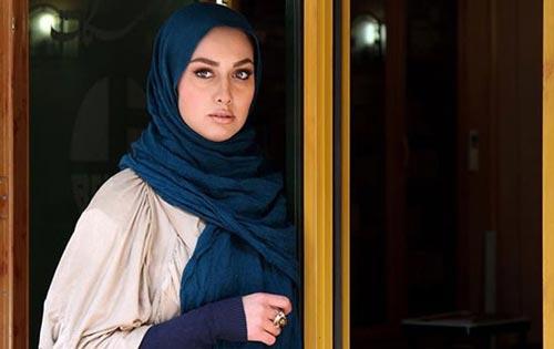 تهیه کننده سینما میگوید صدف طاهریان غلط کرده + عکس