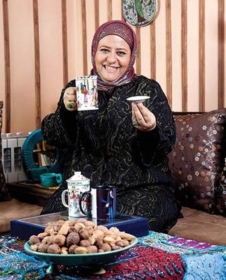 رژیمی که رابعه اسکویی را 20 کیلو لاغر کرد چه بود + عکس