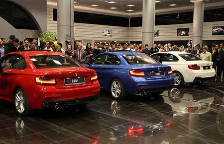 BMW کوپه 220i به ایران آمد + عکس