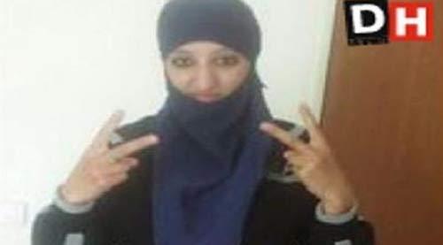 تنها زن انتحاری کل تاریخ فرانسه + عکس