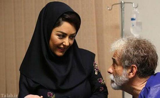 تصاویر خواهر گلشیفته فراهانی در فیلم جدیدش