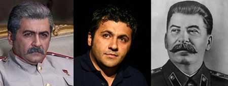 چهره های اصلی بازیگران معمای شاه قبل و بعد گریم