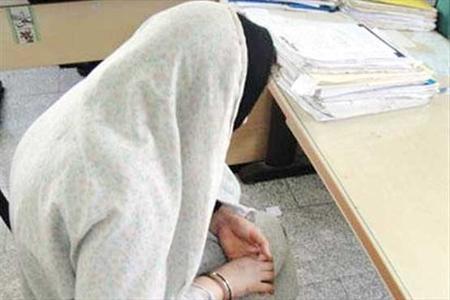 نوزاد دختری در بیمارستان بیجار ربوده شد