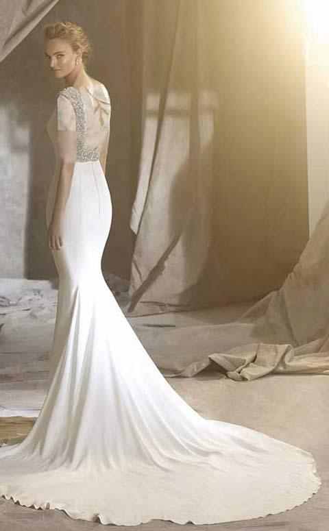 شیک ترین مدلهای لباس عروس 2016