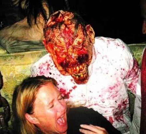 عکسهای ترسناک و دلهره آور 18+