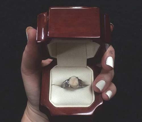 عجیب ترین حلقه ازدواج دنیا را ببینید