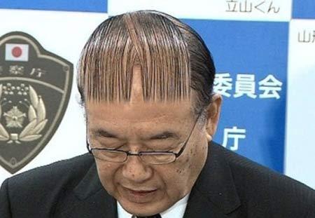 عکسهای خنده دار مدل موهای عجیب و بامزه