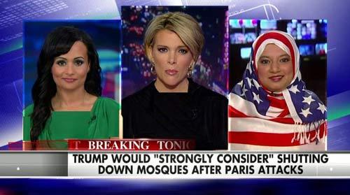 حجاب عجیب مجری زن تلویزیون در برنامه زنده + عکس
