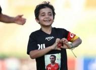 درخواست سوزناک هانی نوروزی از پدر مرحومش + عکس